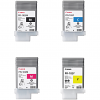 Original Canon PFI-102 CMYK Multipack Ink Cartridges (0895B001 / 0896B001 / 0897B001 / 0898B001)