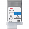 Original Canon PFI-102C Cyan Ink Cartridge (0896B001AA)