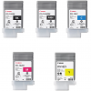 Original Canon PFI-102 Multipack Set Of 5 Ink Cartridges (PFI-102MBK/BK/C/M/Y)