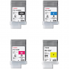 Original Canon PFI-102 C, M, Y, MBK Multipack Ink Cartridges (0894B001 / 0896B001 / 0897B001 / 0898B001)
