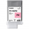 Original Canon PFI-106PM Photo Magenta Ink Cartridge (6626B001)
