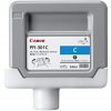 Original Canon PFI-301C Cyan Ink Cartridge (1487B001AA)