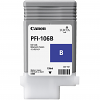 Original Canon PFI-106B Blue Ink Cartridge (PFI106B)