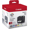 Original Canon PGI-2500XL CMYK Multipack High Capacity Ink Cartridges (9254B004)