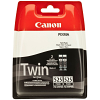 Original Canon PGI-525PGBK Black Twin Pack Ink Cartridges (4529B010)