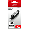 Original Canon PGI-570PGBKXL Black High Capacity Ink Cartridge (0318C001)