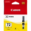 Original Canon PGI-72Y Yellow Ink Cartridge (6406B001)