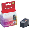 Original Canon CL-52 Photo Colour Ink Cartridge (0619B001)