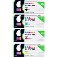 Budget Compatible Dell 593-101 CMYK Multipack Toner Cartridges (593-10120/ 593-10118/ 593-10124/ 593-10122)