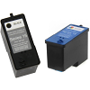 Original Dell Series 15 Black & Colour Combo Pack Ink Cartridges (592-10305 & 592-10306)