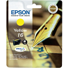 Original Epson 16 Yellow Ink Cartridge (C13T16244010)