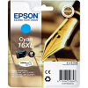 Original Epson 16XL Cyan High Capacity Ink Cartridge (C13T16324010)