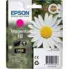 Original Epson 18 Magenta Ink Cartridge (C13T18034010)