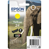 Original Epson 24 Yellow Ink Cartridge (C13T24244010)