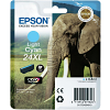 Original Epson 24XL Light Cyan High Capacity Ink Cartridge (C13T24354010)