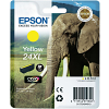 Original Epson 24XL Yellow High Capacity Ink Cartridge (C13T24344010)