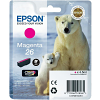 Original Epson 26 Magenta Ink Cartridge (C13T26134010)
