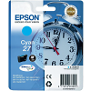 Original Epson 27 Cyan Ink Cartridge (C13T27024010)