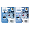 Original Epson 27XL CMYK Multipack High Capacity Ink Cartridges (C13T27114010 / C13T27154010)