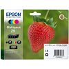 Original Epson 29 CMYK Multipack Ink Cartridges (C13T29864012)