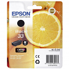 Original Epson 33 Black Ink Cartridge (C13T33314010)