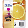 Original Epson 33XL Magenta High Capacity Ink Cartridge (C13T33634010)