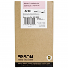 Original Epson T603C Light Magenta High Capacity Ink Cartridge (C13T603C00)