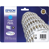 Original Epson 79XL Cyan High Capacity Ink Cartridge (C13T79024010)