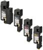 Original Epson S05061 CMYK Multipack High Capacity Toner Cartridges (S050611/ S050612/ S050613/ S050614)