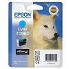 Original Epson T0962 Cyan Ink Cartridge (C13T09624010)