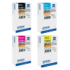 Original Epson T701XXL CMYK Multipack Extra High Capacity Ink Cartridges (T7011 / T7012 / T7013 / T7014)