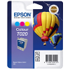 Original Epson T020 Colour Ink Cartridge (C13T02040110)