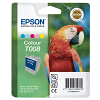 Original Epson T008 Colour Ink Cartridge (C13T00840110)