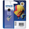 Original Epson T019 Black Ink Cartridge (C13T01940110)