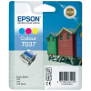 Original Epson T037 Colour Ink Cartridge (C13T03704010)