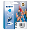 Original Epson T0322 Cyan Ink Cartridge (C13T03224010)