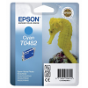 Original Epson T0482 Cyan Ink Cartridge (C13T04824010)