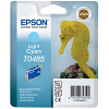Original Epson T0485 Light Cyan Ink Cartridge (C13T04854010)