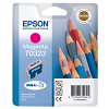 Original Epson T0323 Magenta Ink Cartridge (C13T03234010)