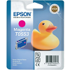 Original Epson T0553 Magenta Ink Cartridge (C13T05534010)