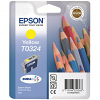 Original Epson T0324 Yellow Ink Cartridge (C13T03244010)