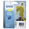 Original Epson T0484 Yellow Ink Cartridge (C13T04844010)