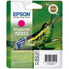 Original Epson T0333 Magenta Ink Cartridge (C13T03334010)
