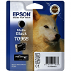 Original Epson T0968 Matte Black Ink Cartridge (C13T09684010)