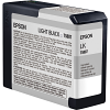 Original Epson T5807 Light Black Ink Cartridge (C13T580700)