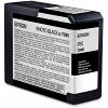 Original Epson T5801 Photo Black Ink Cartridge