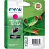 Original Epson T0543 Magenta Ink Cartridge (C13T05434010)