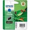 Original Epson T0549 Blue Ink Cartridge (C13T05494010)