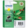 Original Epson T0544 Yellow Ink Cartridge (C13T05444010)