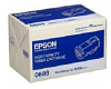 Original Epson S050691 Black High Capacity Toner Cartridge (C13S050691)